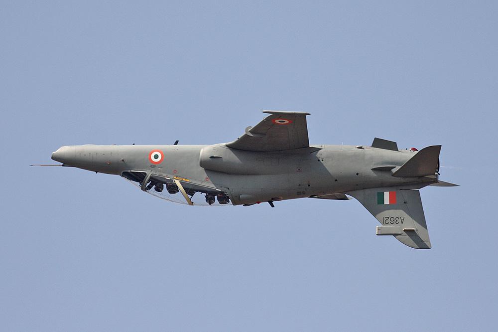 УТС Hawk Мк.132 ВВС Индии.