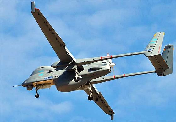 Израиль впервые поставит беспилотные летательные аппараты арабскому государству: 12 усовершенствованных БЛА «Херон-TP» и «Скайларк» заказаны Иорданией.