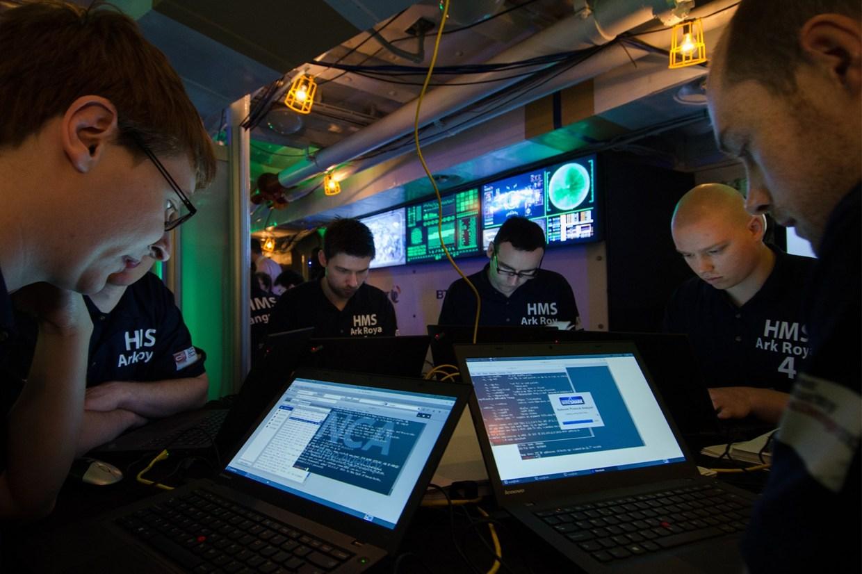 Соревнования по киберзащите