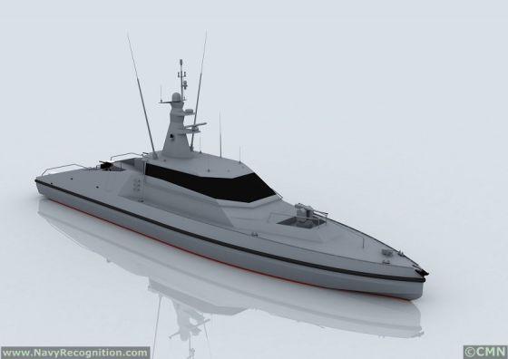 Сторожевой катер проекта HSI 32