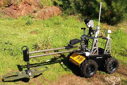 Робот Husky