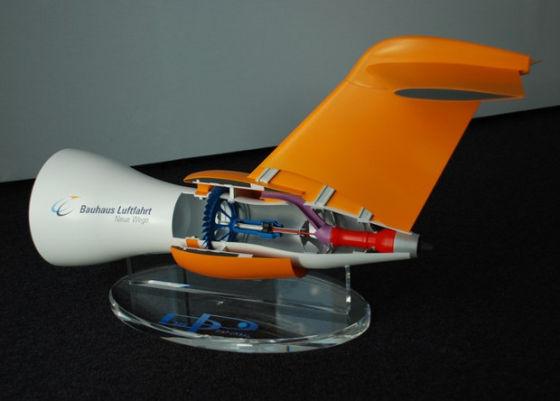 Самолет на гибридной тяге