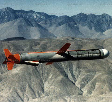 Крылатая ракета Hyunmoo-3.