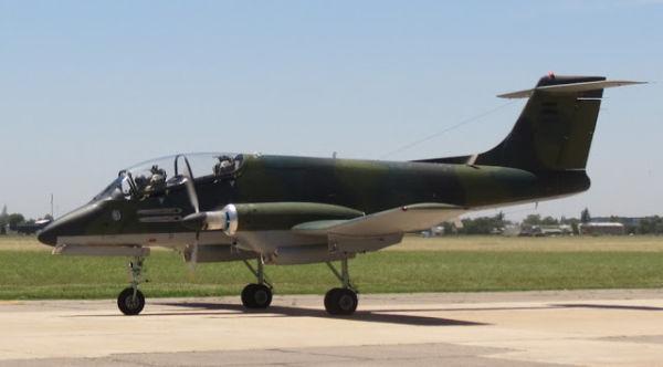 IA-58H Pucara