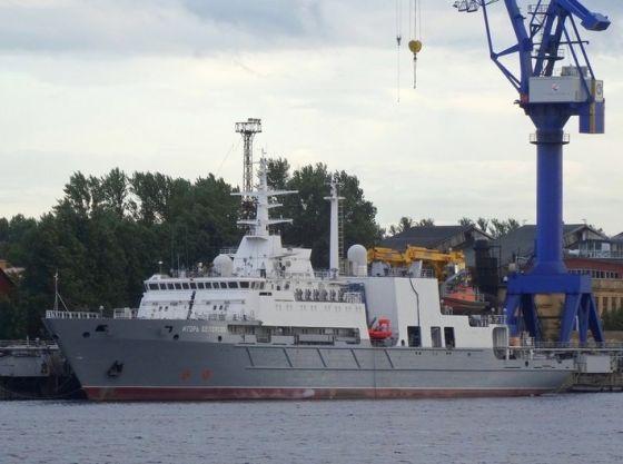 Спасательное судно «Игорь Белоусов»
