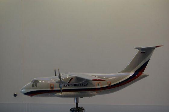 Модель ВТС Ил-112В