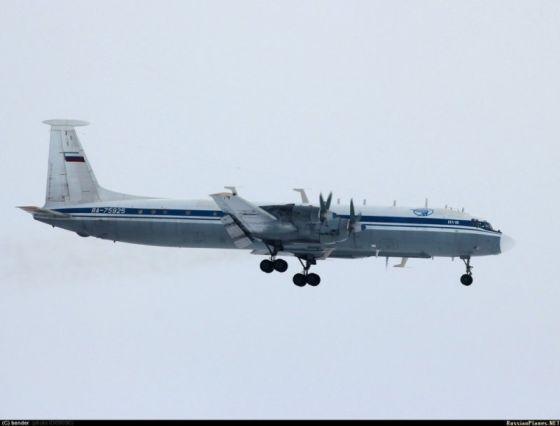 Ил-22М11 RA-75925