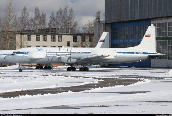 """Ил-22ПП (ОКР """"Порубщик"""")"""