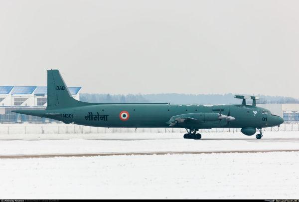 Ил-38SD