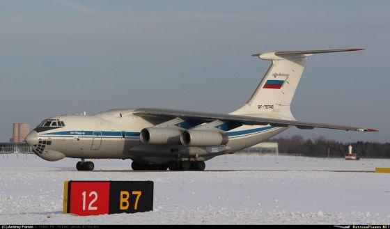 ВТС Ил-76МД-М