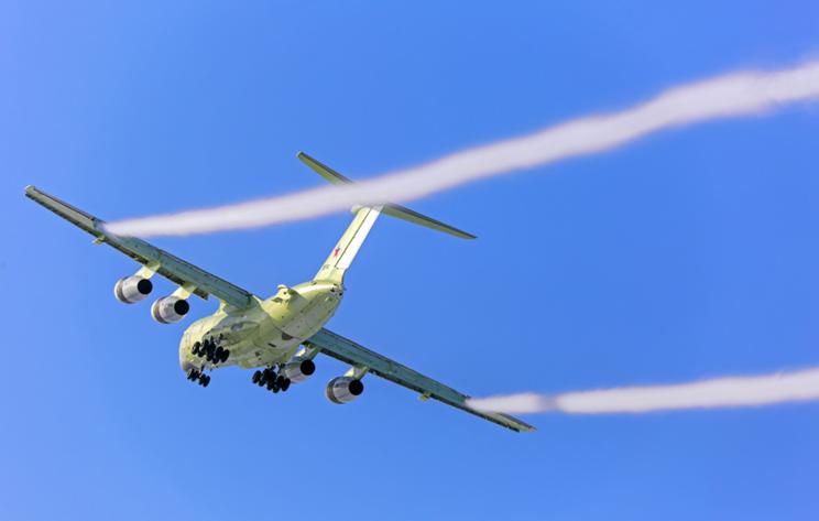 Ил-78М-90А.