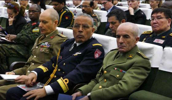 Военные атташе иностранных государств