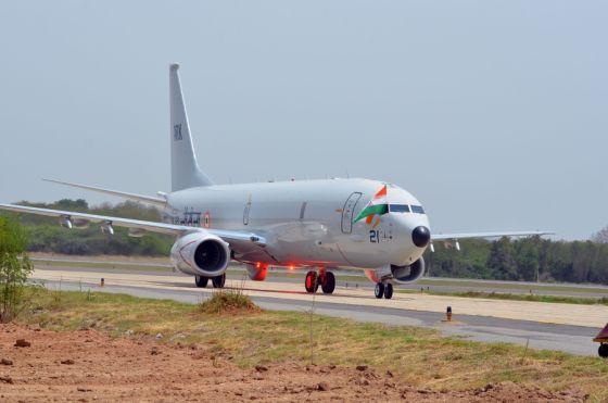 P-8I ВВС Индии
