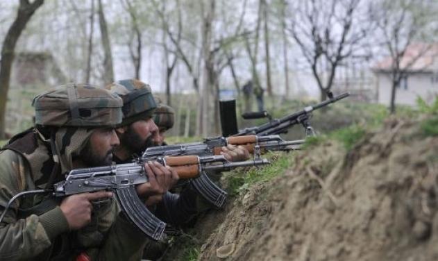 Индийские солдаты.