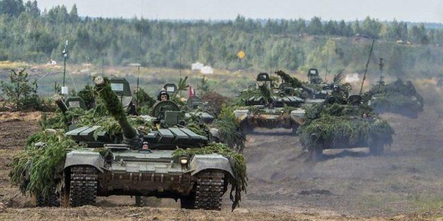 Иностранным военным атташе довели замысел и цели учения «Запад-2021»