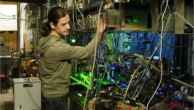Ученые института лазерной физики СО РАН