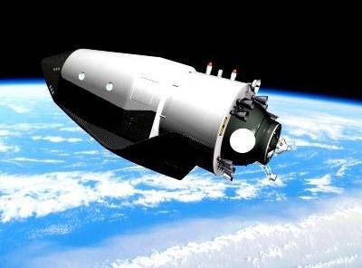 Прототип иранского космического аппарата