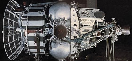 Спутник-перехватчик ИС
