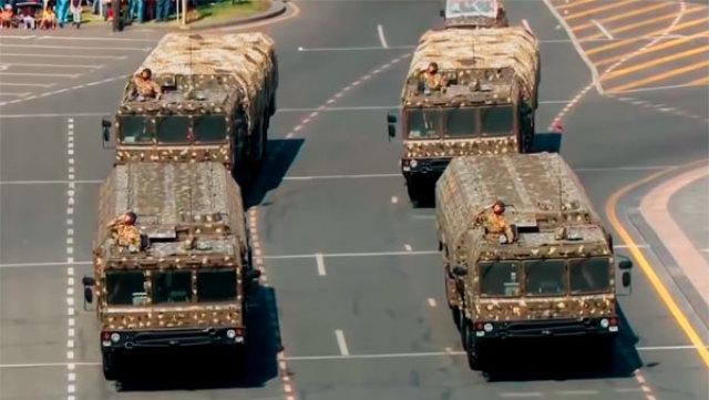 «Искандеры», которые демонстрировала Армения, скорее всего, бьют на 300 км