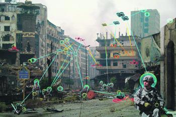 Искусственный интеллект играет все более значительную роль в системах боевого управления. Иллюстрация с сайта www.army.mil
