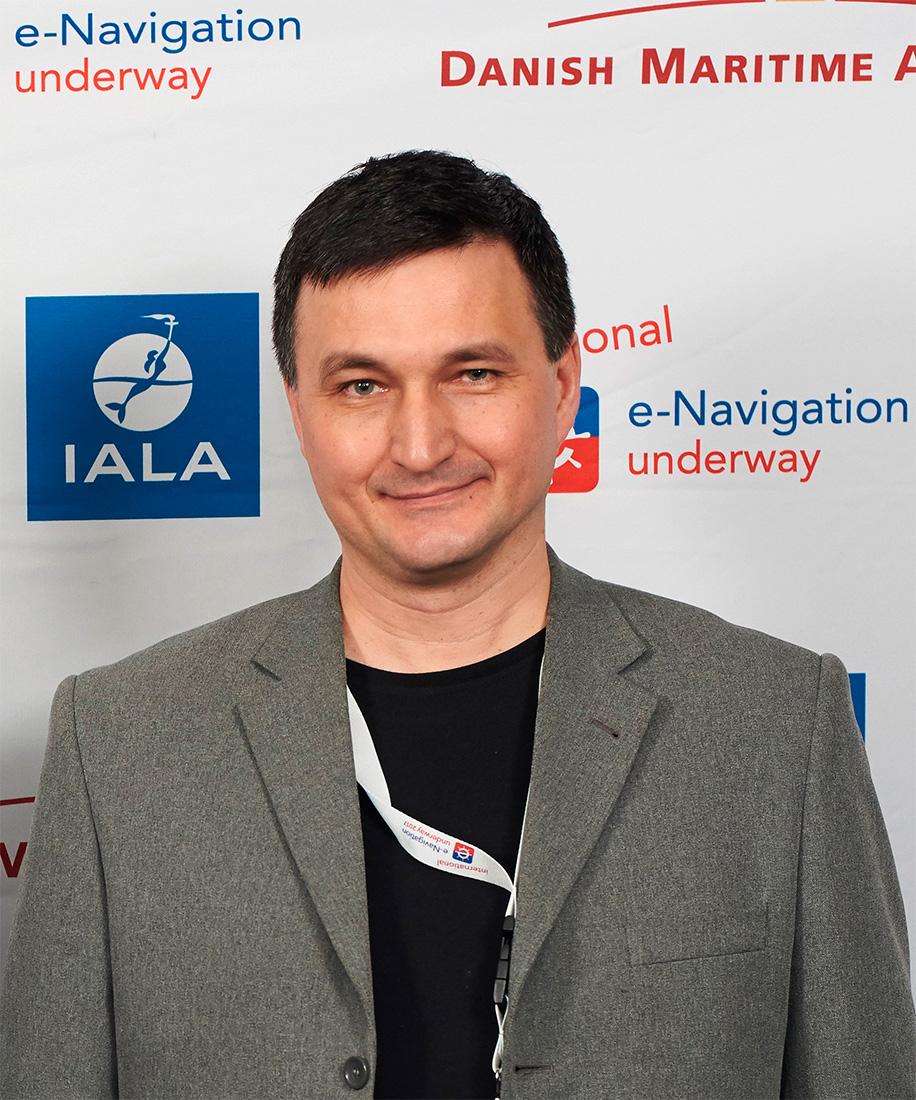Директор департамента картографии и гидрографии Группы «Кронштадт» Марат Исмагилов.