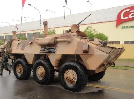 Испанский БТР BMR-600