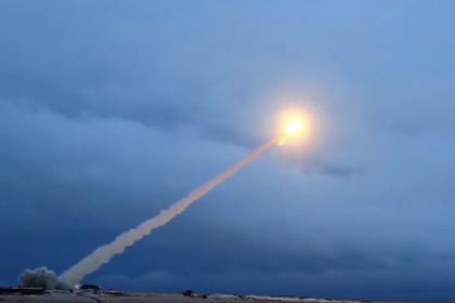 """Испытания крылатой ракеты """"Буревестник"""""""