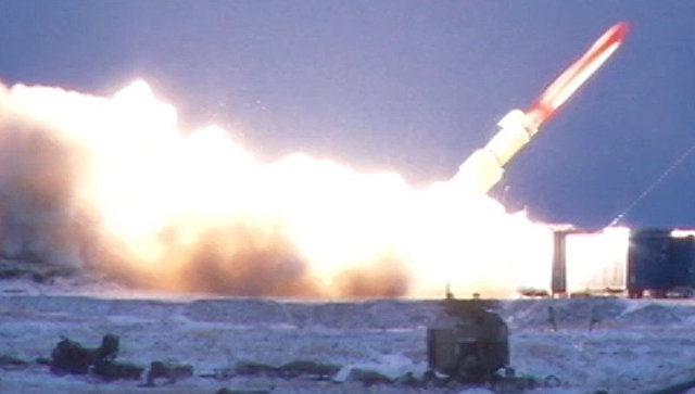 Испытания крылатой ракеты неограниченной дальности с ядерной энергетической установкой.