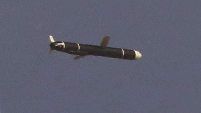 Испытания новой крылатой ракеты большой дальности в КНДР