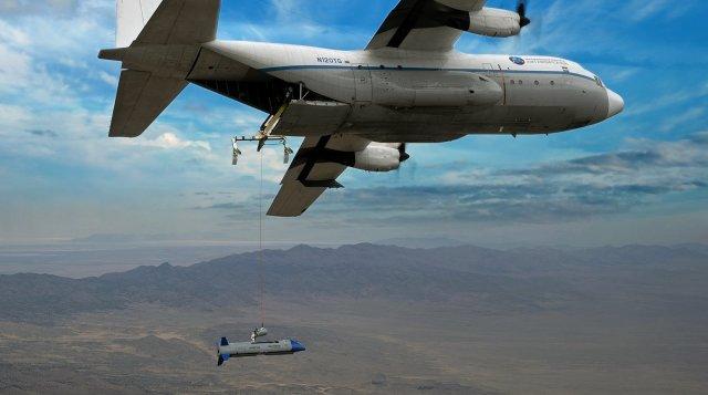 Испытания X-61A