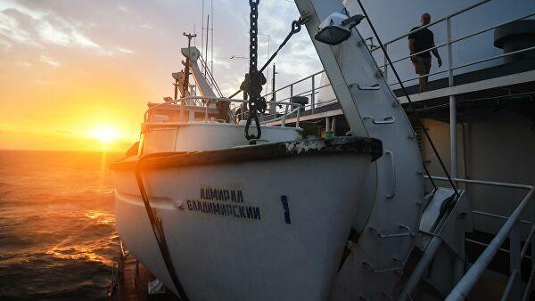 Главком ВМФ России подвел итоги 5-го этапа кругосветной экспедиции Военно-морского флота