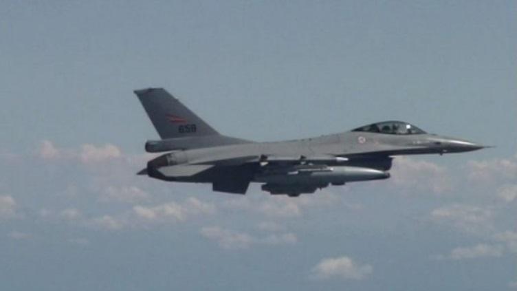 Истребитель F-16AM ВВС Норвегии