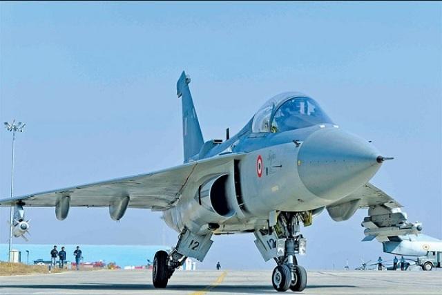 Истребитель Tejas Mk-1