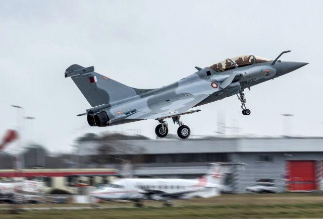 Истребитель Dassault Rafale DQ