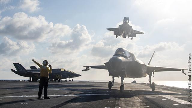 Истребитель F-35 оказался крайне дорогостоящей игрушкой