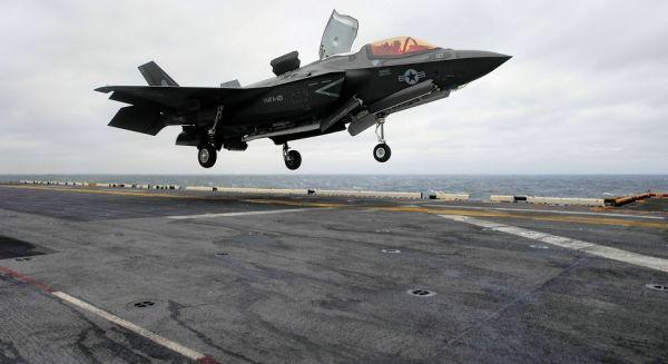 Истребитель F-35B
