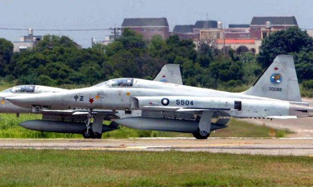 Истребитель F-5