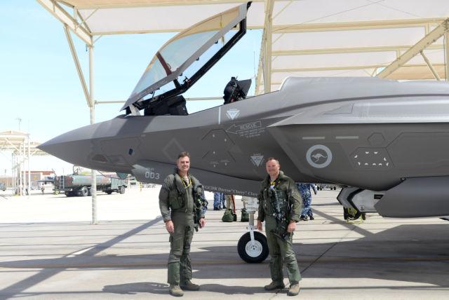 Истребитель Lockheed Martin F-35A