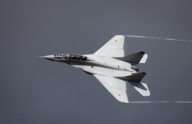 Истребитель МиГ-29М2