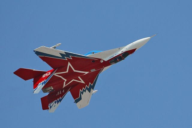 Истребитель МиГ-29ОВТ