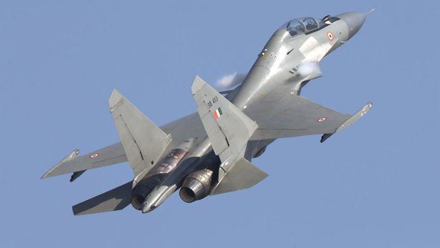 Истребитель поколения 4+ Су-30МКИ ВВС Индии