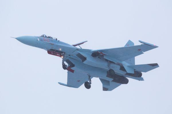 Истребитель Су-27СМ(3)