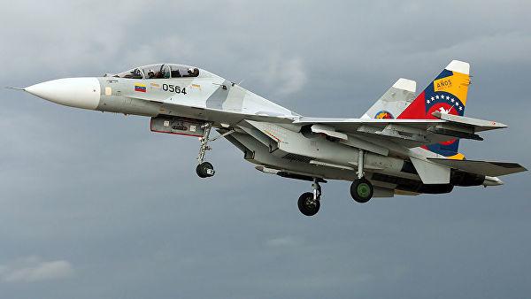 Истребитель Су-30МК2V