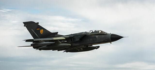 Истребитель Tornado Военно-воздушных сил Германии