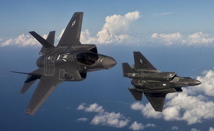 Семейство истребителей-бомбардировщиков F-35 Lightning II<br>