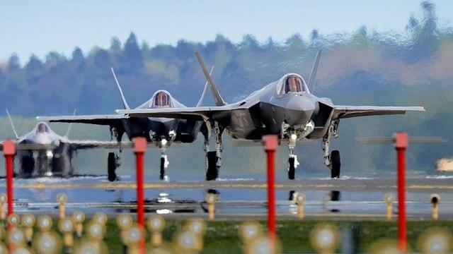 Истребители F-35A