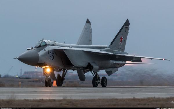 Истребитель-перехватчик МиГ-31БМ