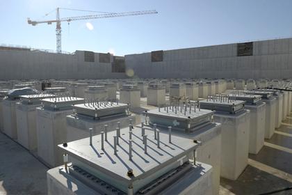 Международный термоядерный экспериментальный реактор ITER.