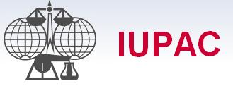 Международный союз теоретической и прикладной химии (IUPAC).