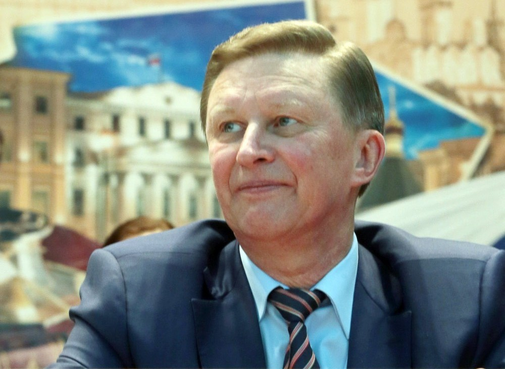 Сергей Иванов, руководитель администрации президента России.